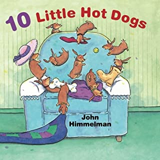 10 Little Hot Dogs