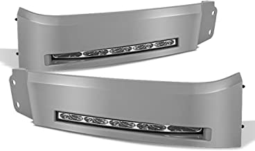 ACANII - For 2007-2013 Toyota Tundra Built-In LED Running Bumper Lights Xsp-X Left+Right Assembly Driver & Passenger
