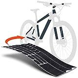 Luxshield Película Protectora de Pintura para Bicicleta de Montaña, BMX, Carretera, Trekking, etc....