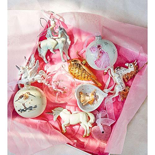 Gisela Graham : Decorazione natalizia : Unicorno