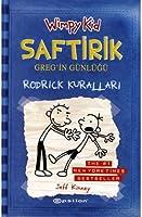 Saftirik Greg'in Günlüğü 2. Kitap: Rodrick Kuralları