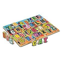 Chunky Alphabet Puzzle by Melissa & Doug