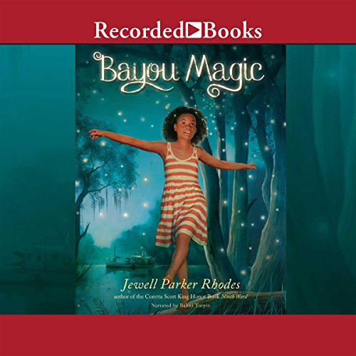 Bayou Magic audiobook cover art