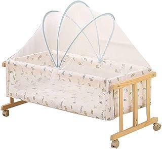 ZEHNHASE Zanzariera per lettino Tenda da viaggio con Cerniera 140 * 130 * 69cm Proteggi il tuo bambino da cadute o morsi Zanzariera Pieghevole Pop-Up