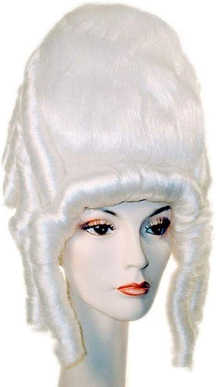 Madame Pompadour White Costume Wig