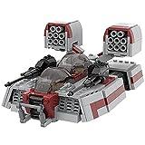 Bloques de construcción de tanques AAC-1Toys Vehículo Aviones de Vehículo Bloque Educativo Ladrillos Militar Modelo Modelo Modelo Educativo Niños Juguetes Compatible con todas las marcas principales B