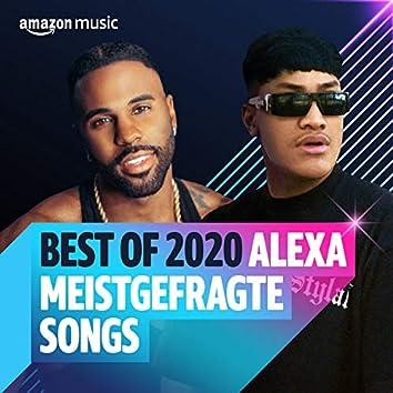 Best of 2020: Alexa Meistgefragte Songs