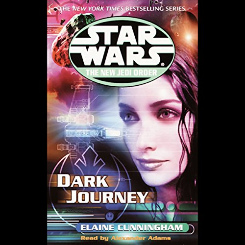 Star Wars: The New Jedi Order: Dark Journey audiobook cover art