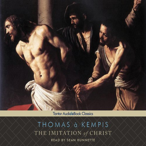 The Imitation of Christ (Tantor Edition) audiobook cover art