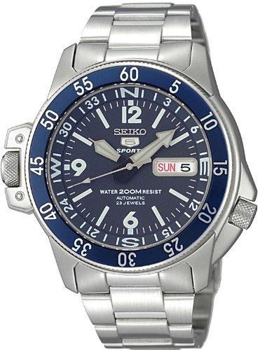 [セイコーインポート] 腕時計 セイコーimport SKZ209JC 逆輸入品 シルバー