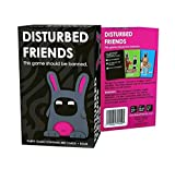 Friendly Rabbit Disturbed Friends Party Card Game