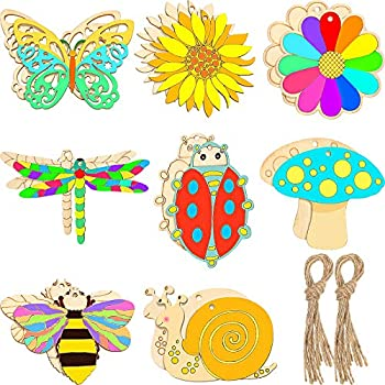 wooden crafts to paint