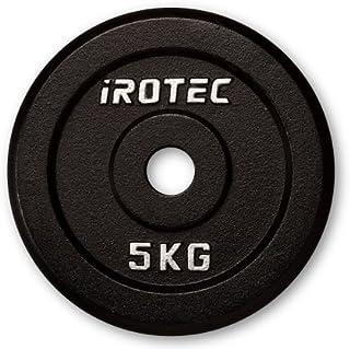 IROTEC(アイロテック) アイアンプレート 5KG / ダンベル バーベル兼用プレート