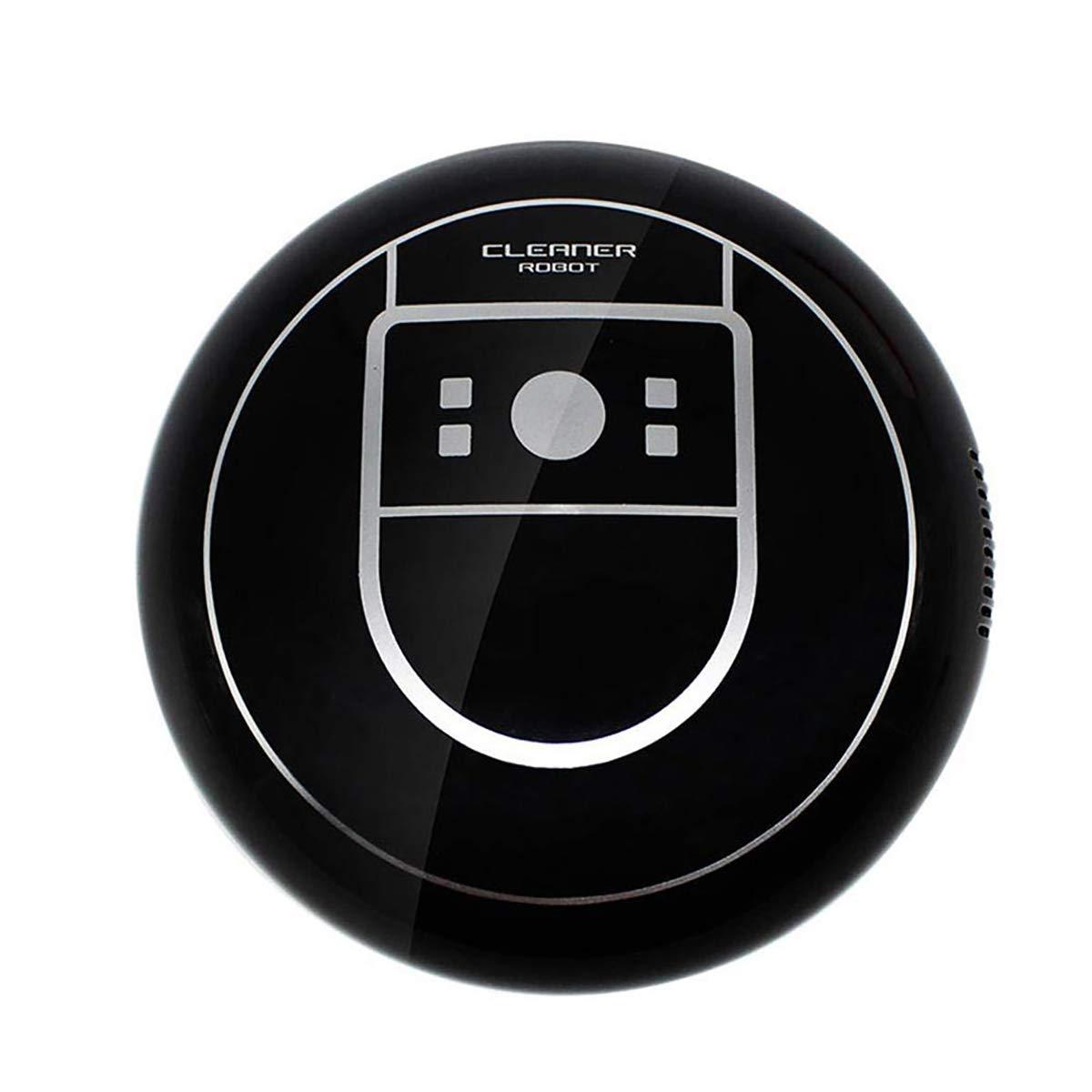 Robot Aspirador y Fregasuelos,Zeerkeer Aspira y Friega Aspiradora con Sensores Barre, aspira, friega y Pasa la mopa, Especial Mascotas, para Suelos Duros y Alfombras (Negro): Amazon.es: Hogar