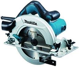MAKITA HS7601 HS7601-Sierra Circular 1.200W 190mm, 1.2 W, 230 V, Negro