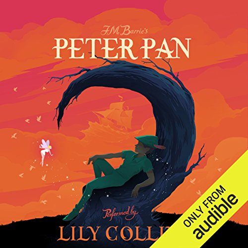 Peter Pan                   By:                                                                                                                                 J. M. Barrie                               Narrated by:                                                                                                                                 Lily Collins                      Length: 4 hrs and 48 mins     17 ratings     Overall 4.1