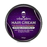 UrbanGabru Hair growth cream with coconut, aloe vera & protein for hair growth