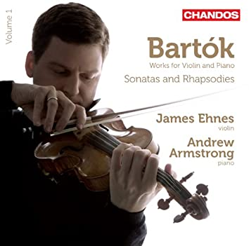 Bartók: Works for Violin and Piano, Vol. 1