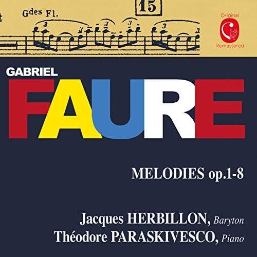Jacques Herbillon & Théodore Paraskivesco