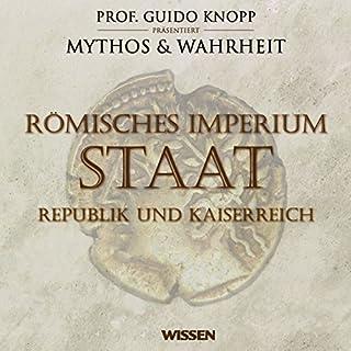 Römisches Imperium - Staat. Republik und Kaiserreich Titelbild