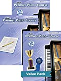 Alfred's Premier Piano Course Value Pack: Lesson 3, Theory 3, Performance 3