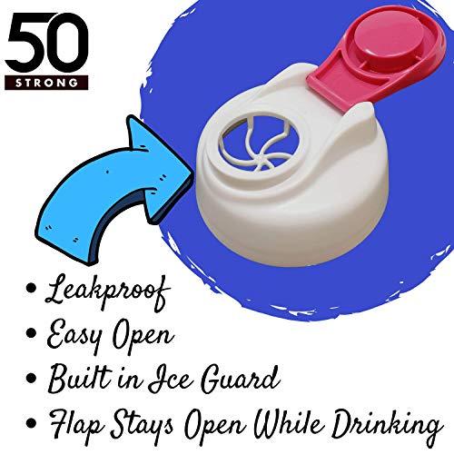 Nurse Water Bottle - BPA Free w/ Carry Loop & Chug Cap - Great Gift for Nurses, RN, CNA, MA or Nursing Graduation - For Birthday, Thank You, Christmas or Graduate (Nurse Definition, 24 oz.)