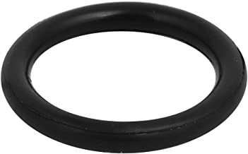 26mm Diameter 3mm Width Rubber Round O-Ring Sealing Grommets for Hitachi