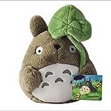 ELECTOLS Totoro Plüsch Puppe Plüschtier Tierspielzeug Dekokissen Deko Urlaub Kind Geburtstag...