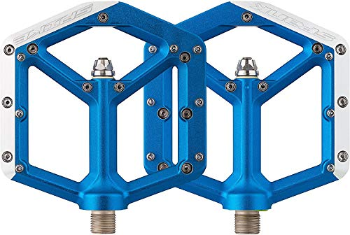 Spank Spike Flat Pedal 2016, Blue, One Size