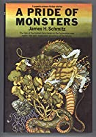 A Pride of Monsters 0026071002 Book Cover
