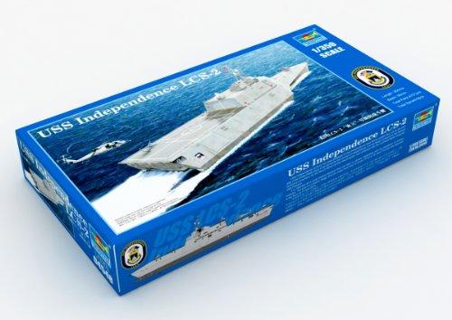 トランペッター 1/350 アメリカ海軍 LCS-2 インディペンデンス プラモデル