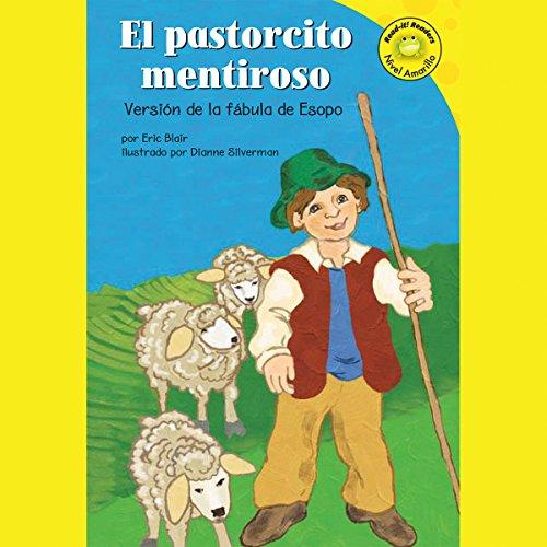 El pastorcito mentiroso audiobook cover art