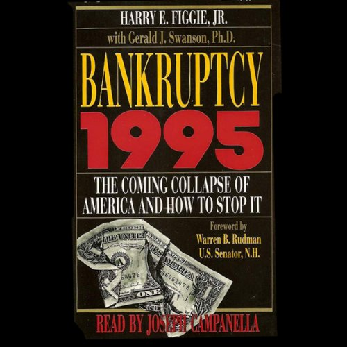 Bankruptcy 1995 audiobook cover art
