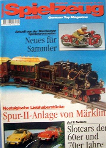 Spielzeug Antik - German Toy Magazine, Nr.3/4, 1999