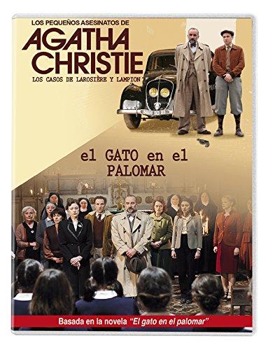 Los pequeños asesinatos de Agatha Christie: El gato en el Paloma [DVD]