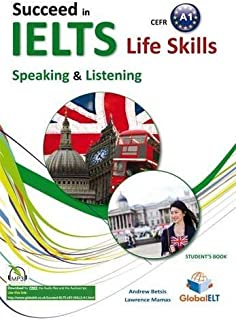 IELTS Life Skills - CEFR Level A1 - Speaking & Listening by Andrew Betsis (2016-01-29)