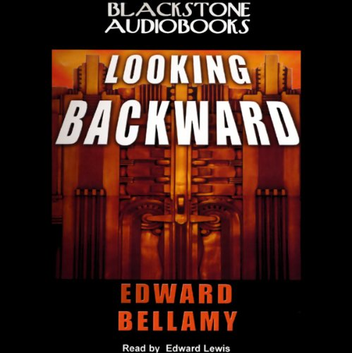 Looking Backward audiobook cover art