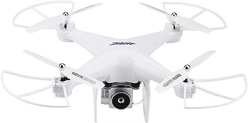 Hay más marcas de productos de alta calidad. Control Remoto Remoto Remoto Quadcopter, JRC H68 2.4GHz 4CH RC Drone 2MP Ajustable Cámara WiFi Drone(blanco)  ahorra hasta un 50%