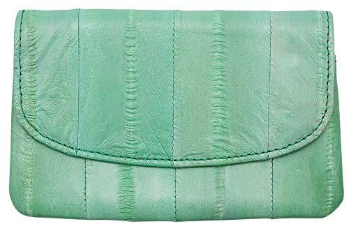Becksöndergaard Damen Geldbörse Handy Spring green Grün | Handlich klein für Geld & Karten | Weich & strapazierfähig aus weichem Leder - 100002-540