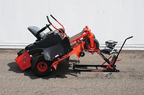 Pro Lift T-5305 Hydraulic Jack Lawn Mower Lift, 500-lb Capacity