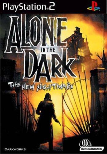 Alone In the Dark 4 The New Nightmare (PS2) by Atari