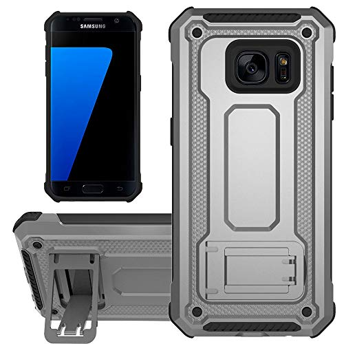 KUAWEI Funda Samsung Galaxy S7 Cover Samsung S7 Funda Armadura Carcasa El...