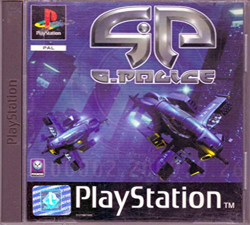 PS1 - G-Police - [PAL]