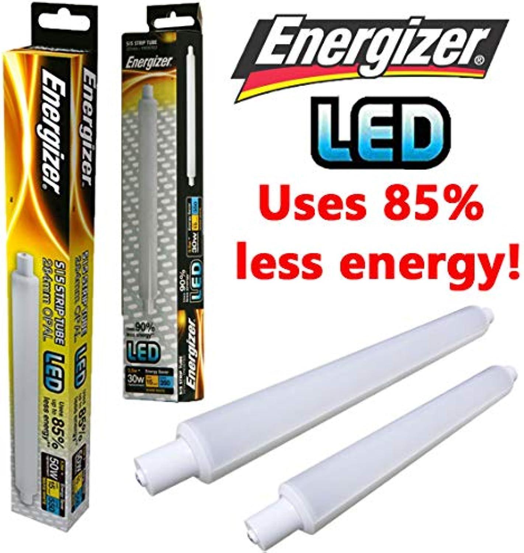 Energizer S15 LED-Leuchtstoffrhre, energiesparend, 221 mm   284 mm - 3,5 W   5,5 W, 3.5W (221mm) - x12