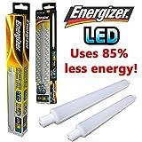 Energizer LED Strip Energy Saving Lightbulb, Warm White, S15s, 3.5 W (221mm) (5.5W (284mm) - x2)