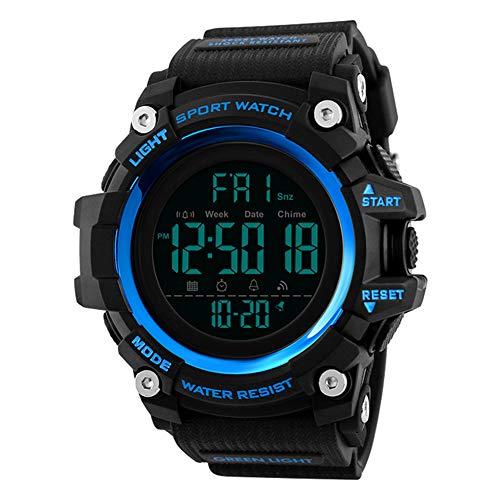 High-End Herrenuhr wasserdichte Herren Sportuhren Marke Mode Militär Digitaluhr LED Elektronische Uhr Herren Masculino Reloj Hombre