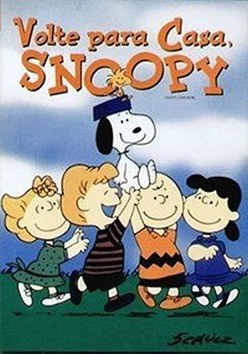 Volte para Casa, Snoopy - DVD