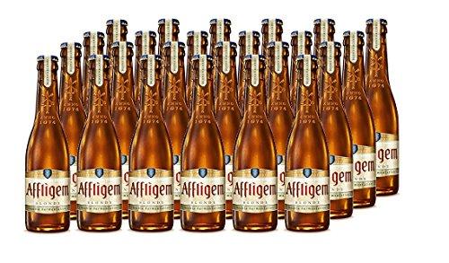 Affligem Dubbel Cerveza - Caja de 24 botellas x 300 ml - Total: 7.20 L