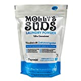 Molly's Suds Original Laundry Powder 70 Loads, Natural Laundry Soap for Sensitive Skin, 47 Ounce (Pack of 1)