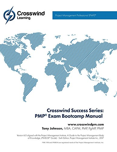Crosswind Success Series: PMP Exam Bootcamp Manual (with Exam Simulation App) (English Edition)